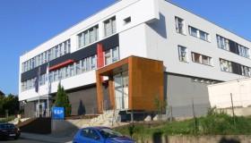 Stavební úpravy budovy EGP Invest