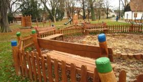Centrální dětská hřiště Uherské Hradiště