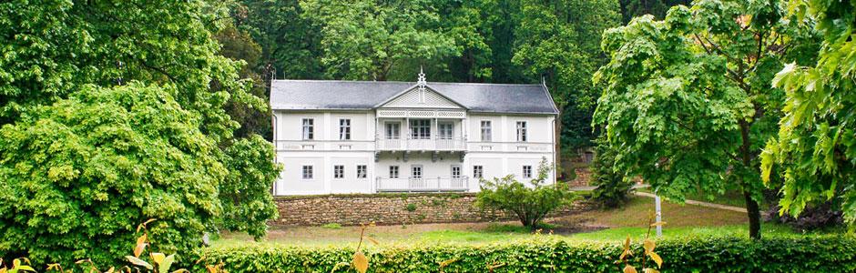 Rekonstrukce objektu Lipová, Luhačovice