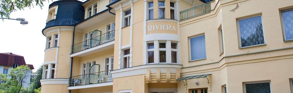 Rekonstrukce hotelu Riviera, Luhačovice